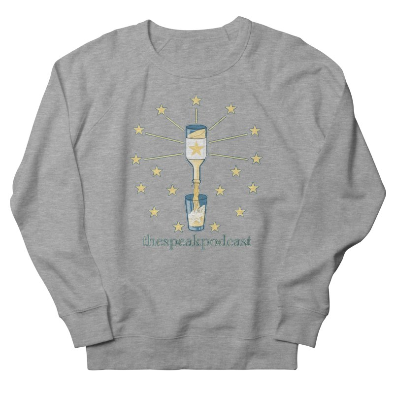 Clothing and Apparel Women's French Terry Sweatshirt by thespeakpodcast's page o' merch