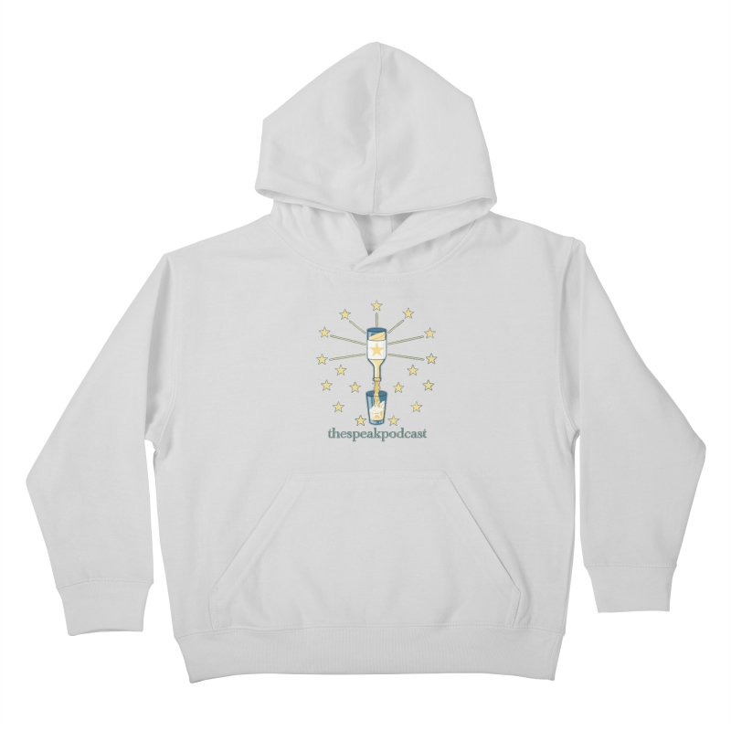 Clothing and Apparel Kids Pullover Hoody by thespeakpodcast's page o' merch