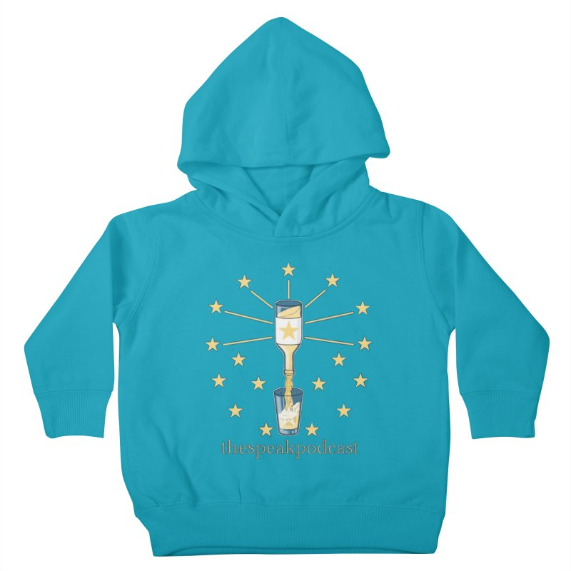Clothing and Apparel Kids Toddler Pullover Hoody by thespeakpodcast's page o' merch