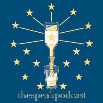 thespeakpodcast's page o' merch Logo