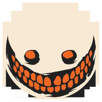 The Spooky King Logo