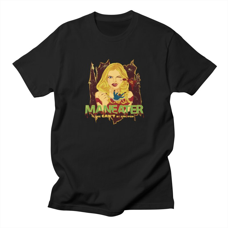 Maneater Men's T-Shirt by The Starving Crew