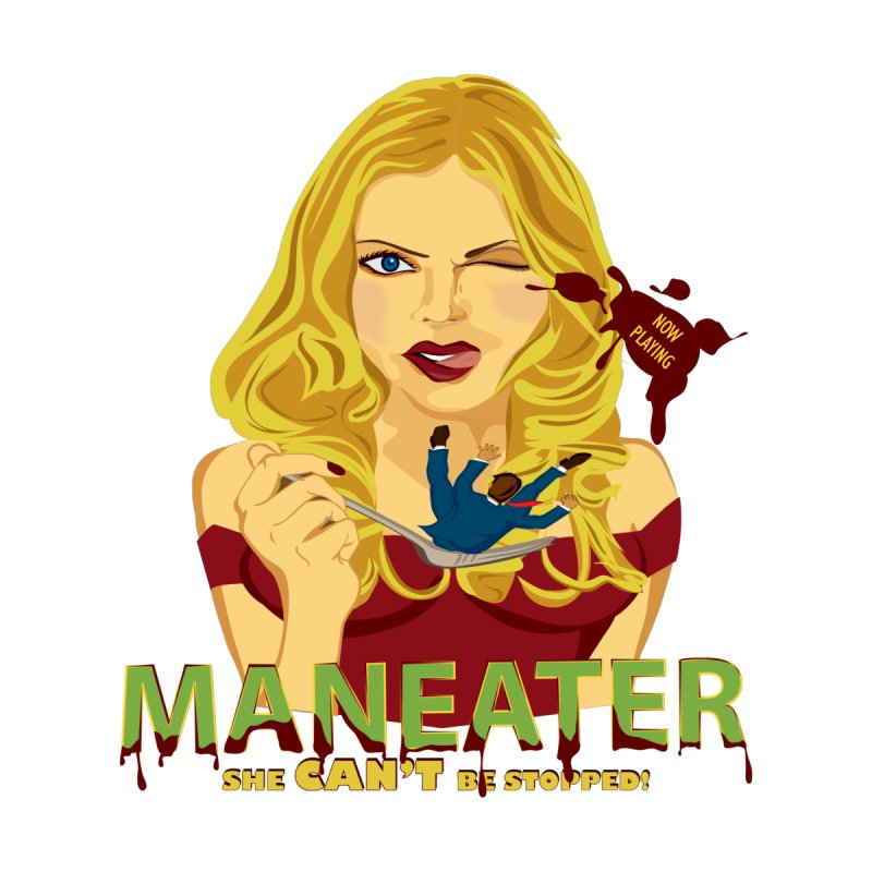 Maneater by The Starving Crew's Artist Shop