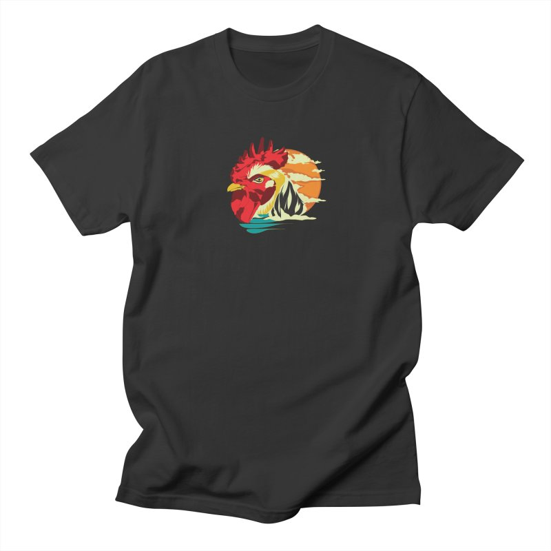 C*ck of the Walk Men's T-Shirt by The Starving Crew