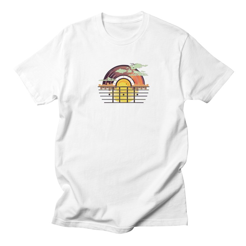 Here Comes the Sun Men's T-Shirt by The Starving Crew