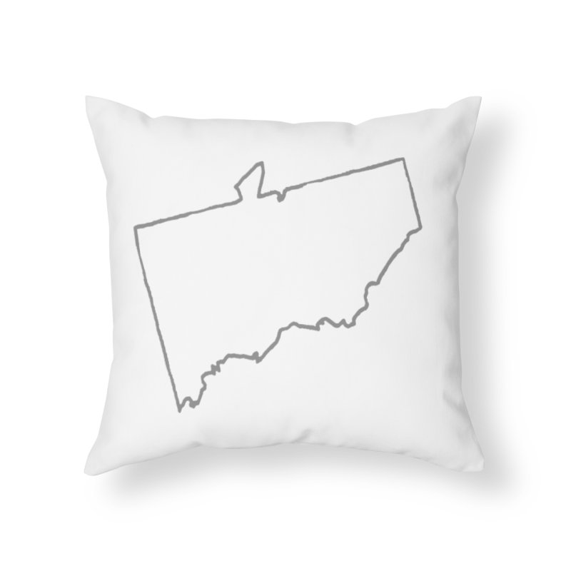 ATO Naked  Home Throw Pillow by THE STICK PONY