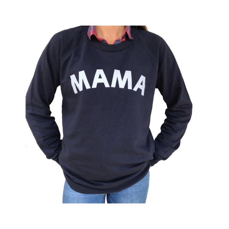 Mama Sweatshirt Women's Sweatshirt by THE STICK PONY