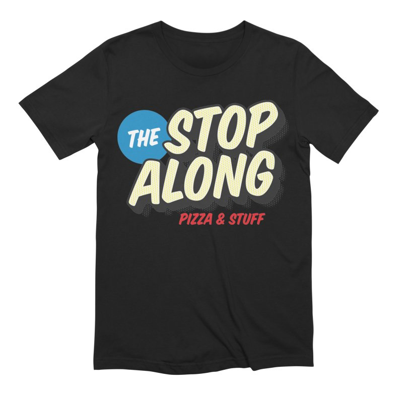 Yellow Dots Men's Extra Soft T-Shirt by StopAlong Swag