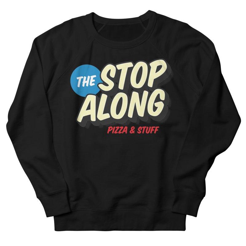 Yellow Dots Women's French Terry Sweatshirt by StopAlong Swag