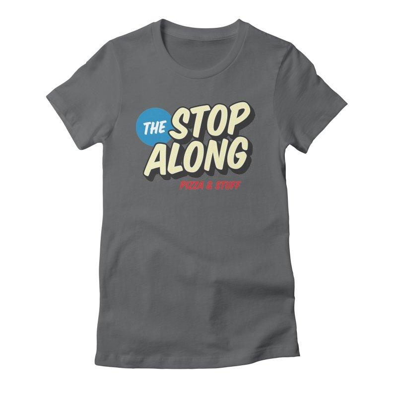 Yellow Dots Women's T-Shirt by StopAlong Swag