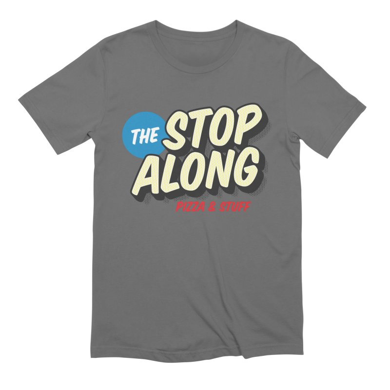 Yellow Dots Men's T-Shirt by StopAlong Swag