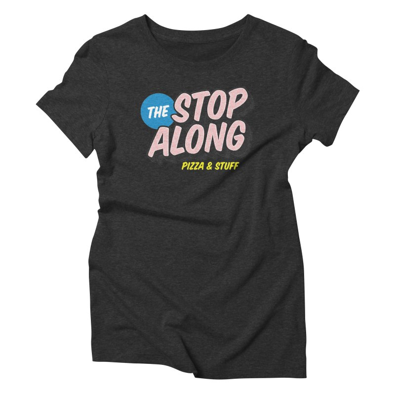Red Dots Women's Triblend T-Shirt by StopAlong Swag