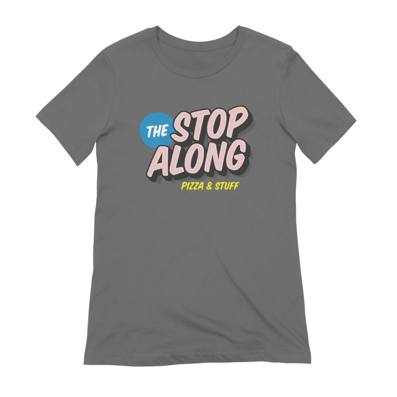 Red Dots Women's T-Shirt by StopAlong Swag