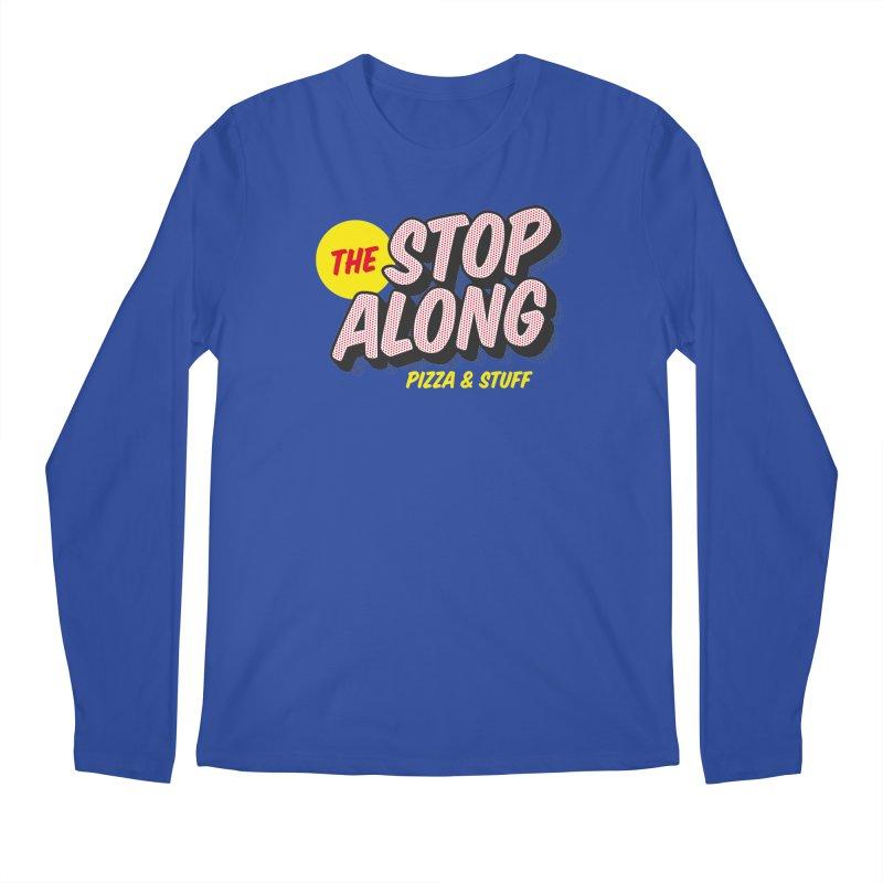 Blue Shirt Men's Regular Longsleeve T-Shirt by StopAlong Swag