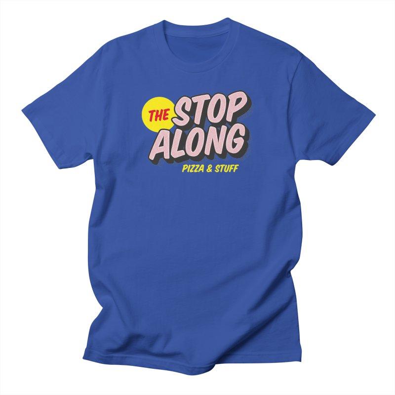 Blue Shirt Men's Regular T-Shirt by StopAlong Swag