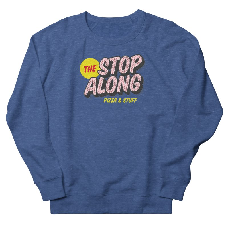 Blue Shirt Men's French Terry Sweatshirt by StopAlong Swag