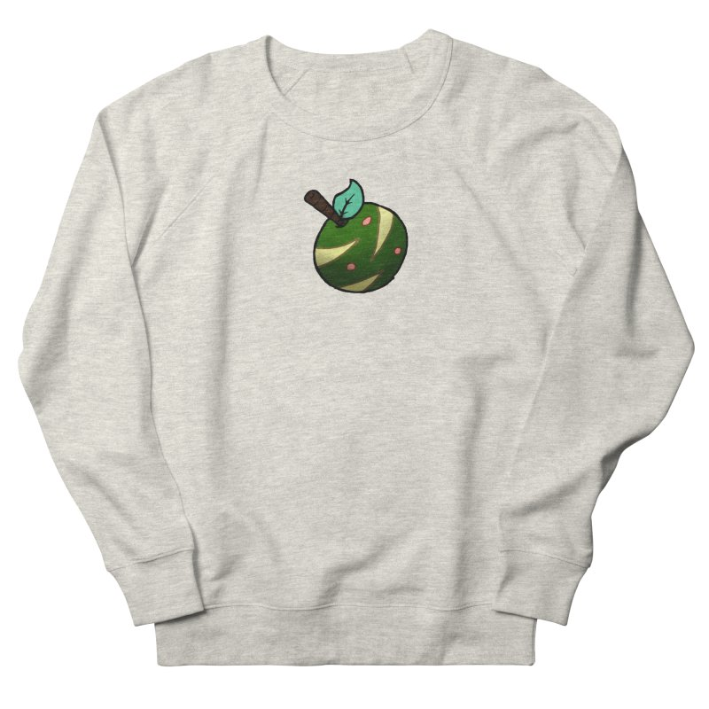 Froot Logo Full Color Men's French Terry Sweatshirt by Strange Froots Merch