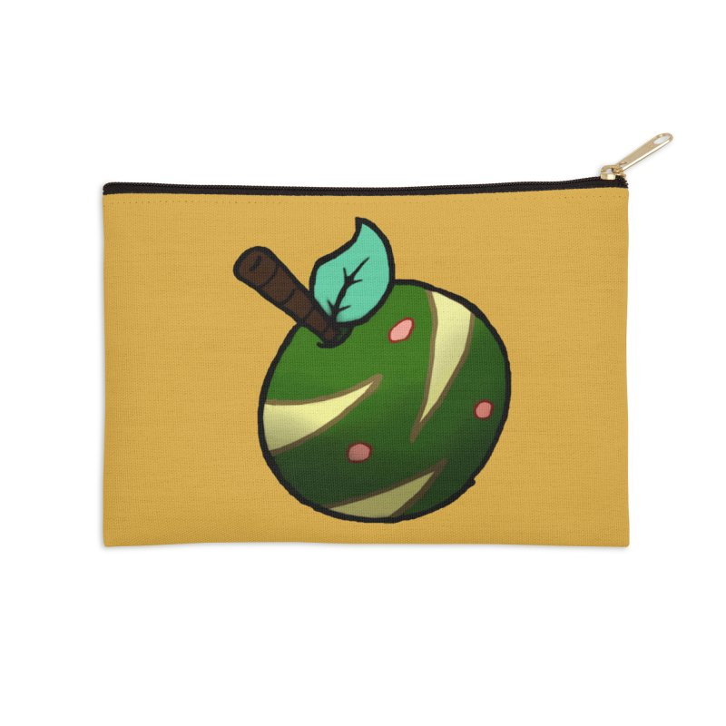 Froot Logo Full Color Accessories Zip Pouch by Strange Froots Merch