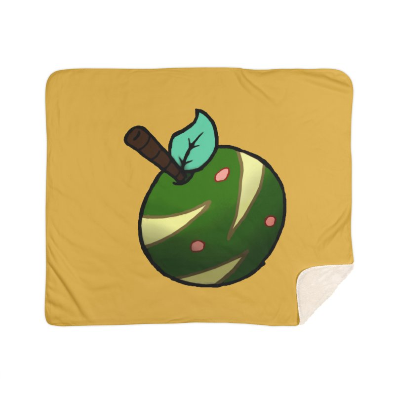 Froot Logo Full Color Home Blanket by Strange Froots Merch