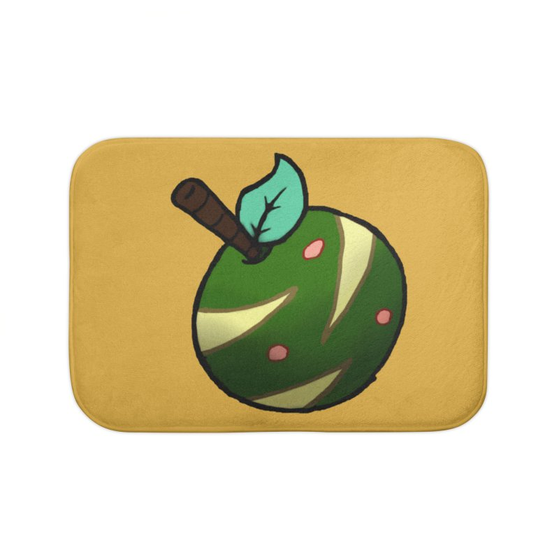 Froot Logo Full Color Home Bath Mat by Strange Froots Merch
