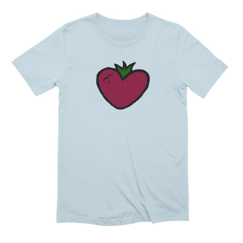 PassionFroot Logo Full Color Men's Extra Soft T-Shirt by Strange Froots Merch