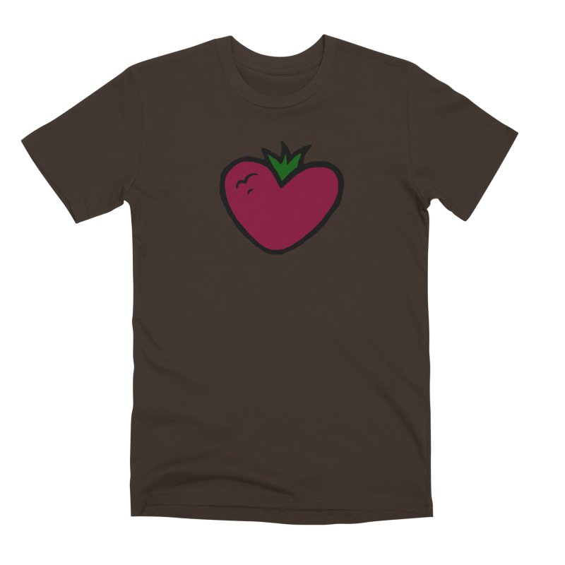 PassionFroot Logo Full Color Men's Premium T-Shirt by Strange Froots Merch