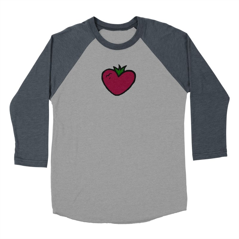 PassionFroot Logo Full Color Women's Baseball Triblend Longsleeve T-Shirt by Strange Froots Merch
