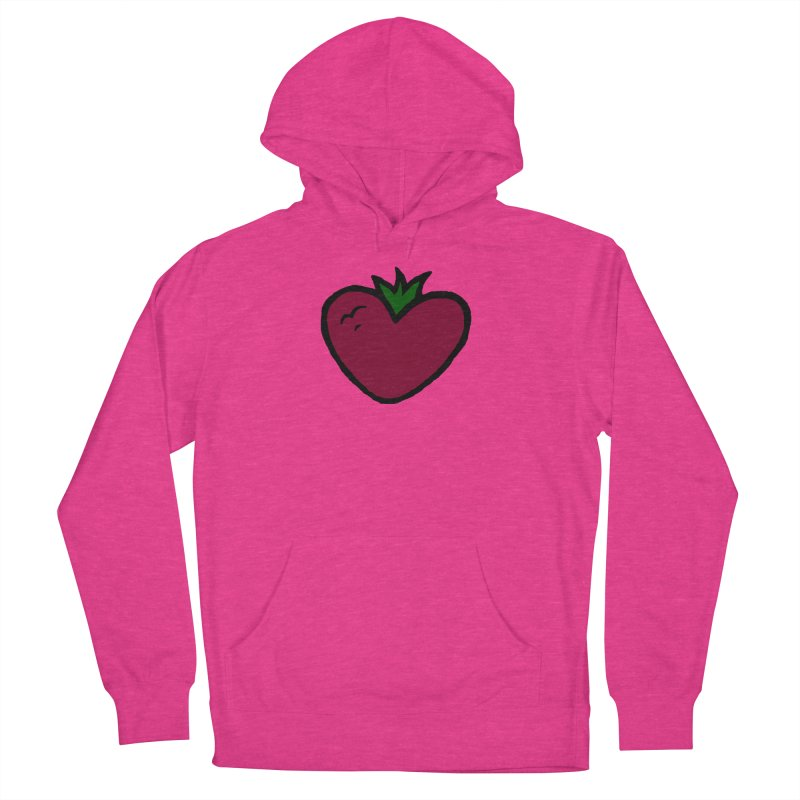 PassionFroot Logo Full Color Men's French Terry Pullover Hoody by Strange Froots Merch
