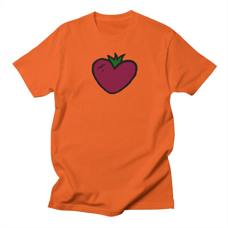 PassionFroot Logo Full Color Men's T-Shirt by Strange Froots Merch