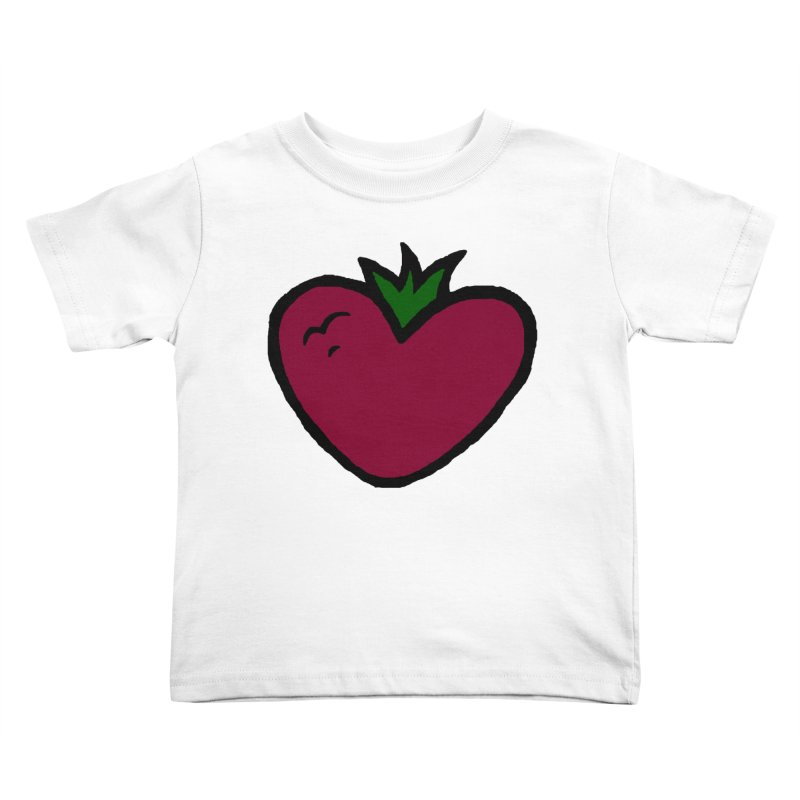 PassionFroot Logo Full Color Kids Toddler T-Shirt by Strange Froots Merch