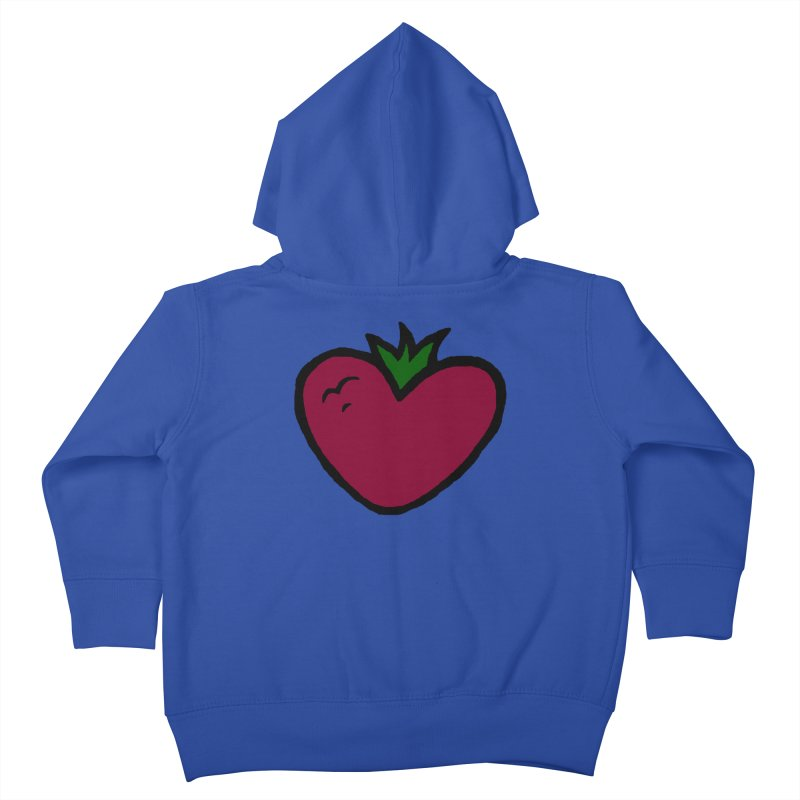 PassionFroot Logo Full Color Kids Toddler Zip-Up Hoody by Strange Froots Merch