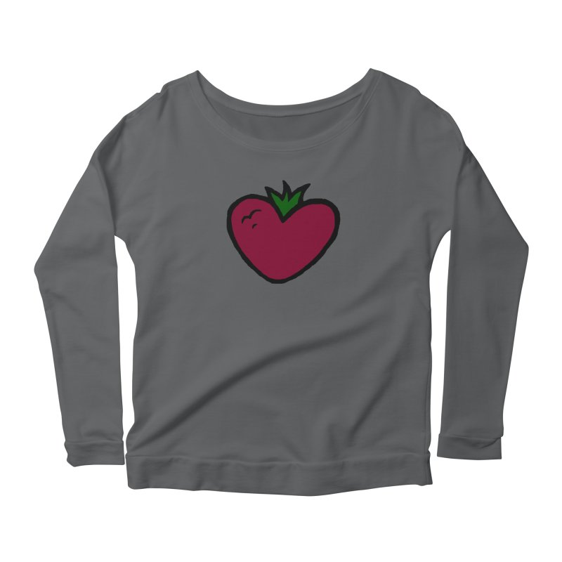 PassionFroot Logo Full Color Women's Longsleeve T-Shirt by Strange Froots Merch