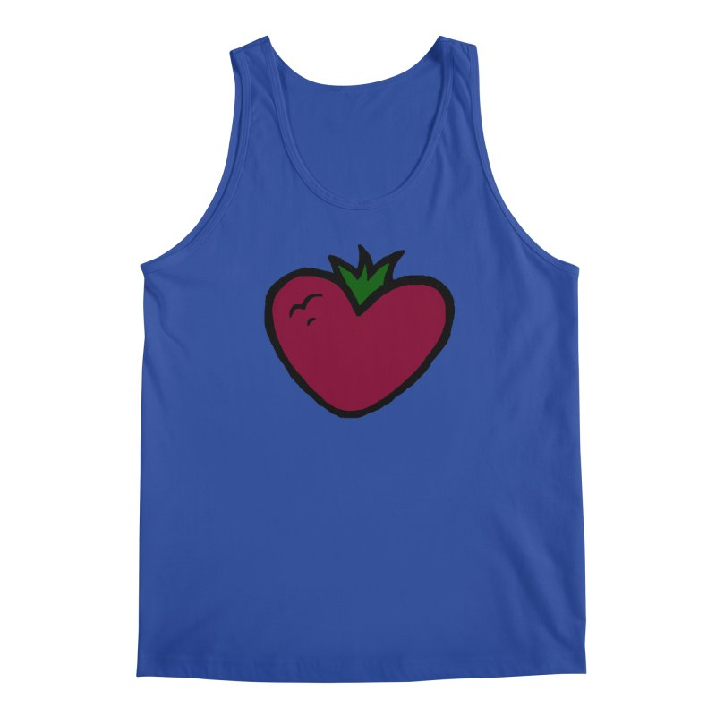 PassionFroot Logo Full Color Men's Regular Tank by Strange Froots Merch
