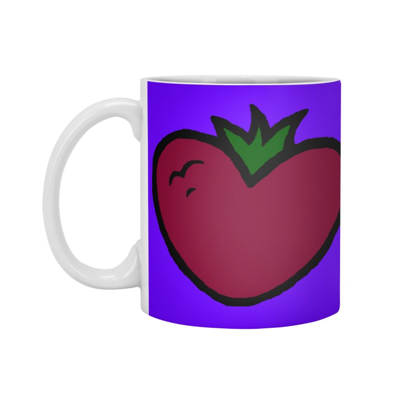 PassionFroot Logo Full Color Accessories Standard Mug by Strange Froots Merch