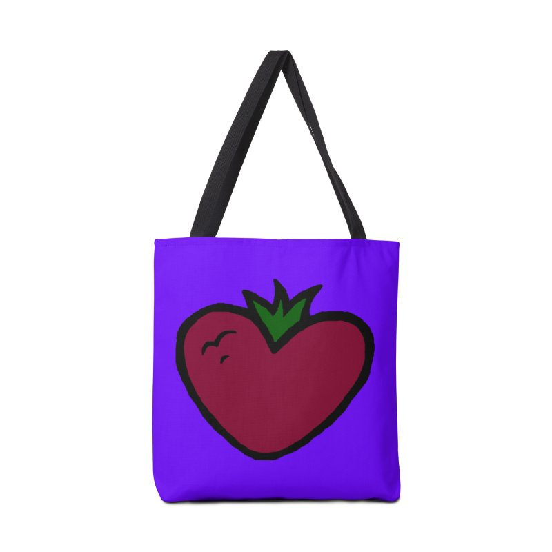 PassionFroot Logo Full Color Accessories Tote Bag Bag by Strange Froots Merch