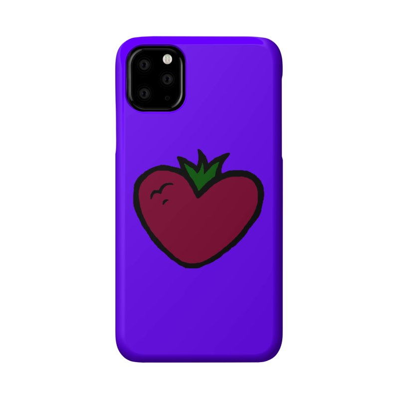 PassionFroot Logo Full Color Accessories Phone Case by Strange Froots Merch