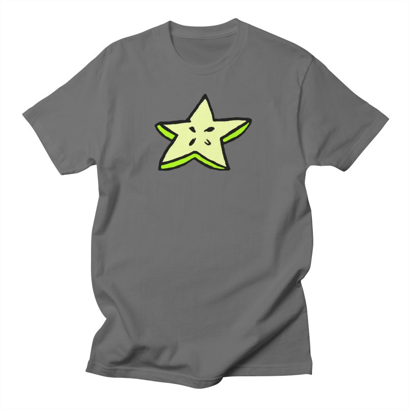 StarFroot Logo Full Color Men's T-Shirt by Strange Froots Merch