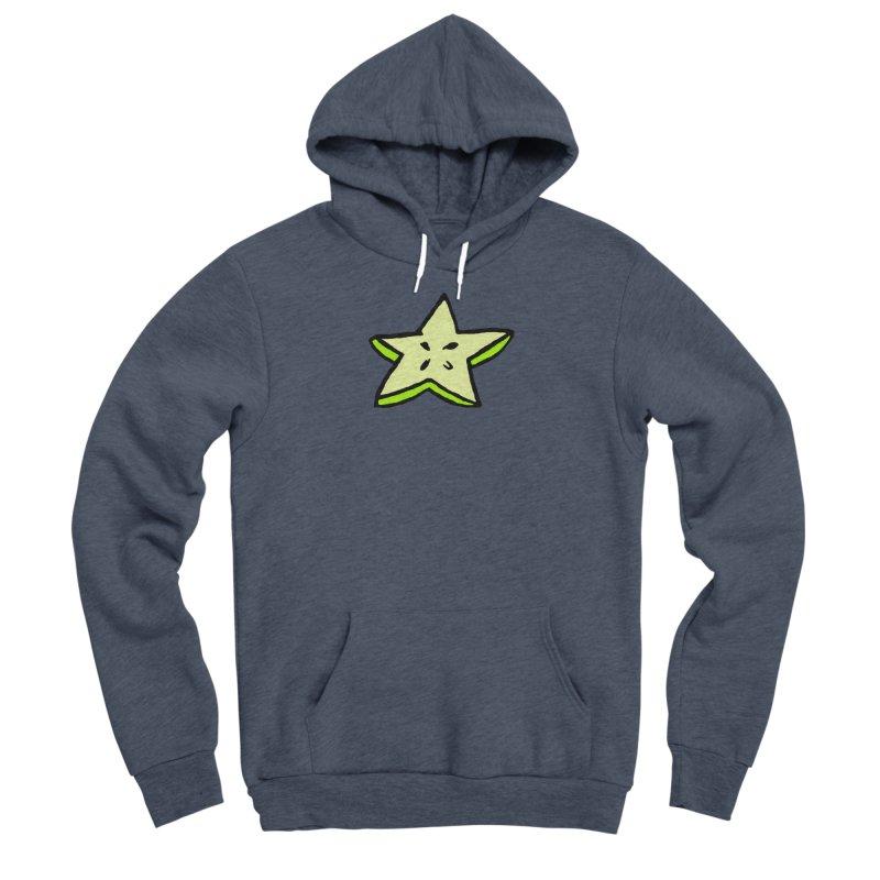 StarFroot Logo Full Color Women's Sponge Fleece Pullover Hoody by Strange Froots Merch