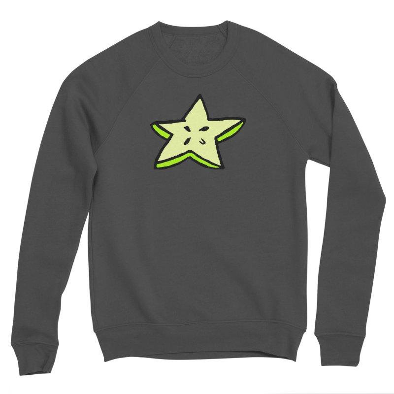 StarFroot Logo Full Color Men's Sponge Fleece Sweatshirt by Strange Froots Merch