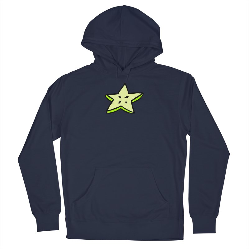 StarFroot Logo Full Color Men's Pullover Hoody by Strange Froots Merch
