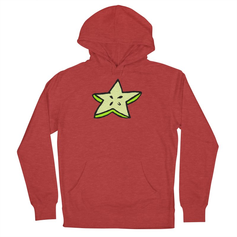 StarFroot Logo Full Color Women's French Terry Pullover Hoody by Strange Froots Merch