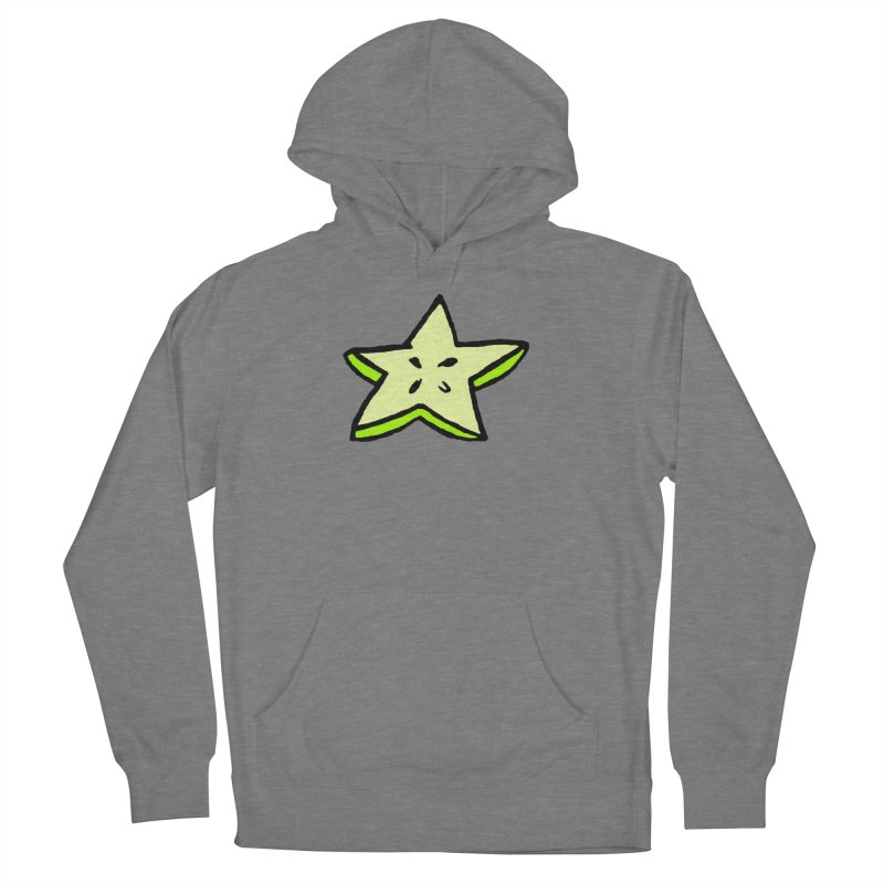 StarFroot Logo Full Color Men's French Terry Pullover Hoody by Strange Froots Merch