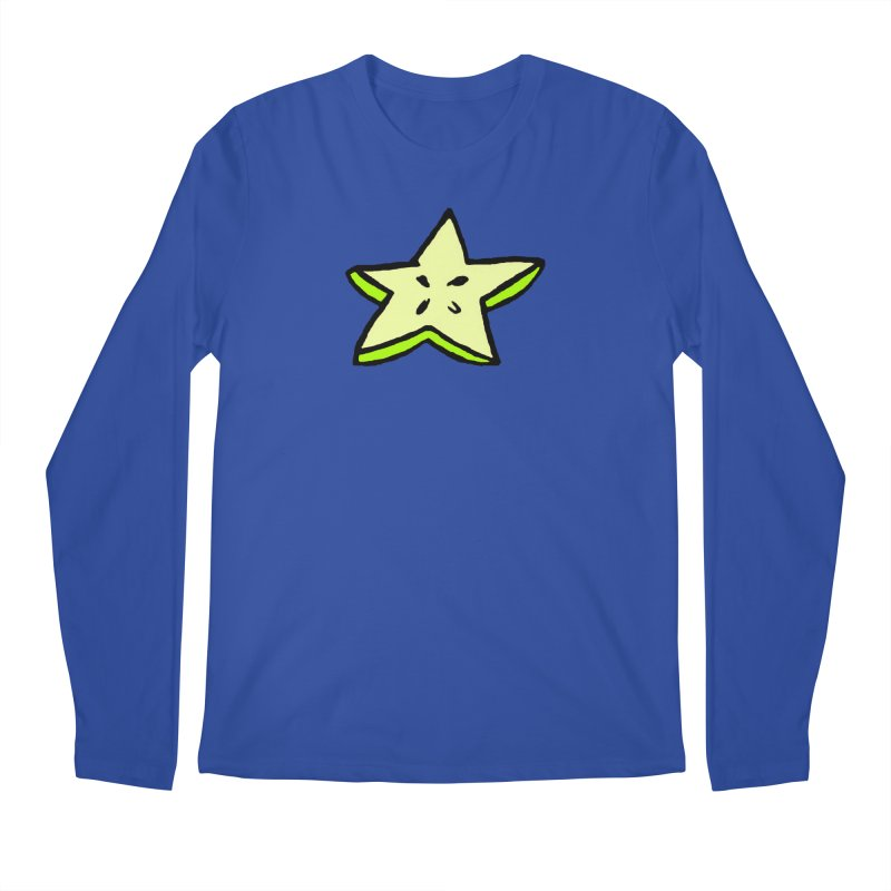 StarFroot Logo Full Color Men's Regular Longsleeve T-Shirt by Strange Froots Merch