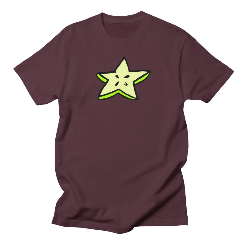 StarFroot Logo Full Color Men's Regular T-Shirt by Strange Froots Merch