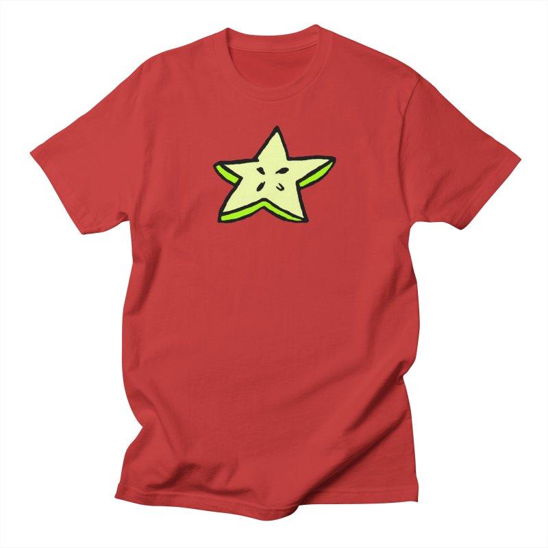 StarFroot Logo Full Color Women's Regular Unisex T-Shirt by Strange Froots Merch