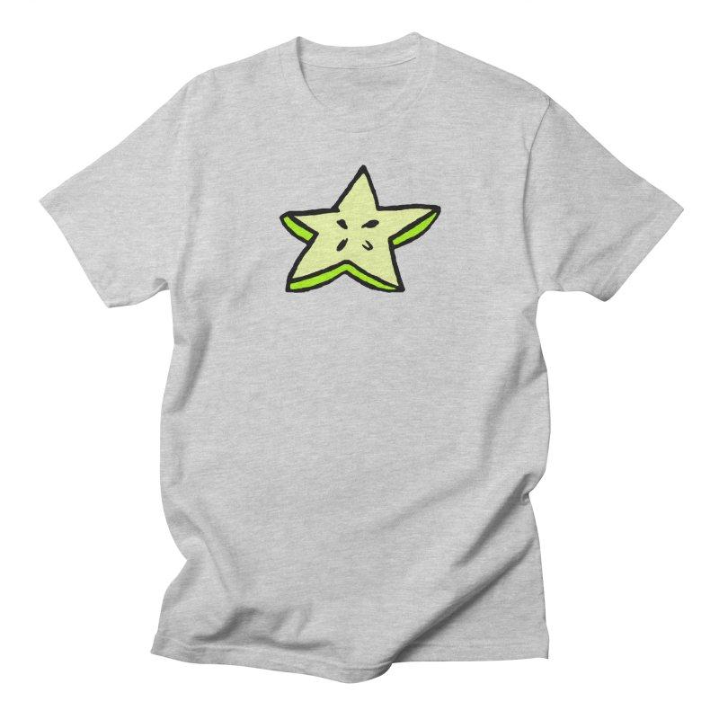StarFroot Logo Full Color Men's Regular T-Shirt by Strange Froots Merch