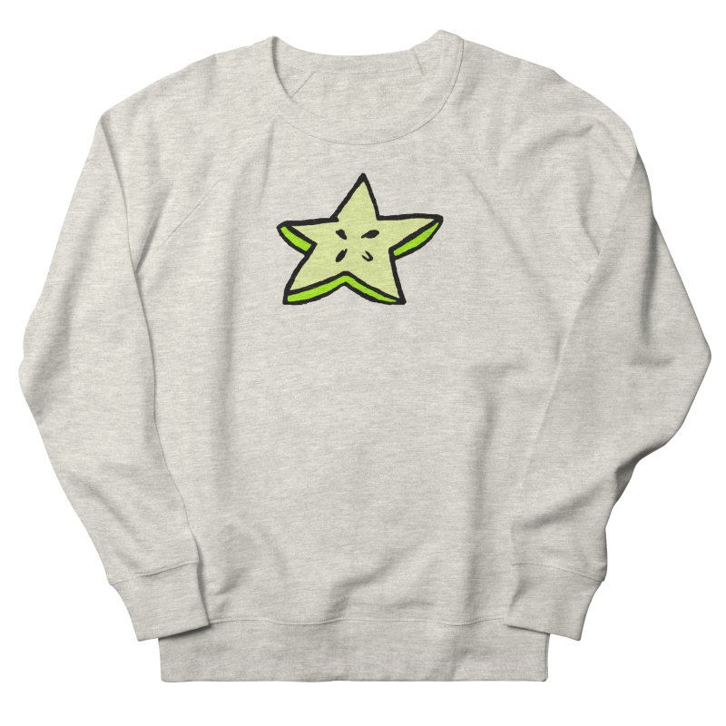 StarFroot Logo Full Color Women's French Terry Sweatshirt by Strange Froots Merch