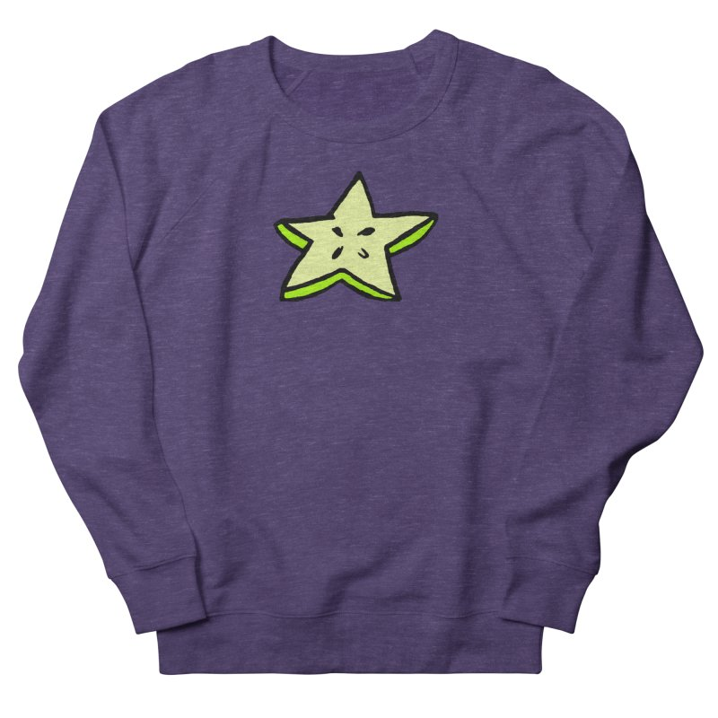StarFroot Logo Full Color Men's French Terry Sweatshirt by Strange Froots Merch