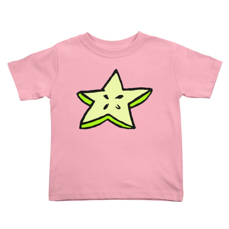 StarFroot Logo Full Color Kids Toddler T-Shirt by Strange Froots Merch