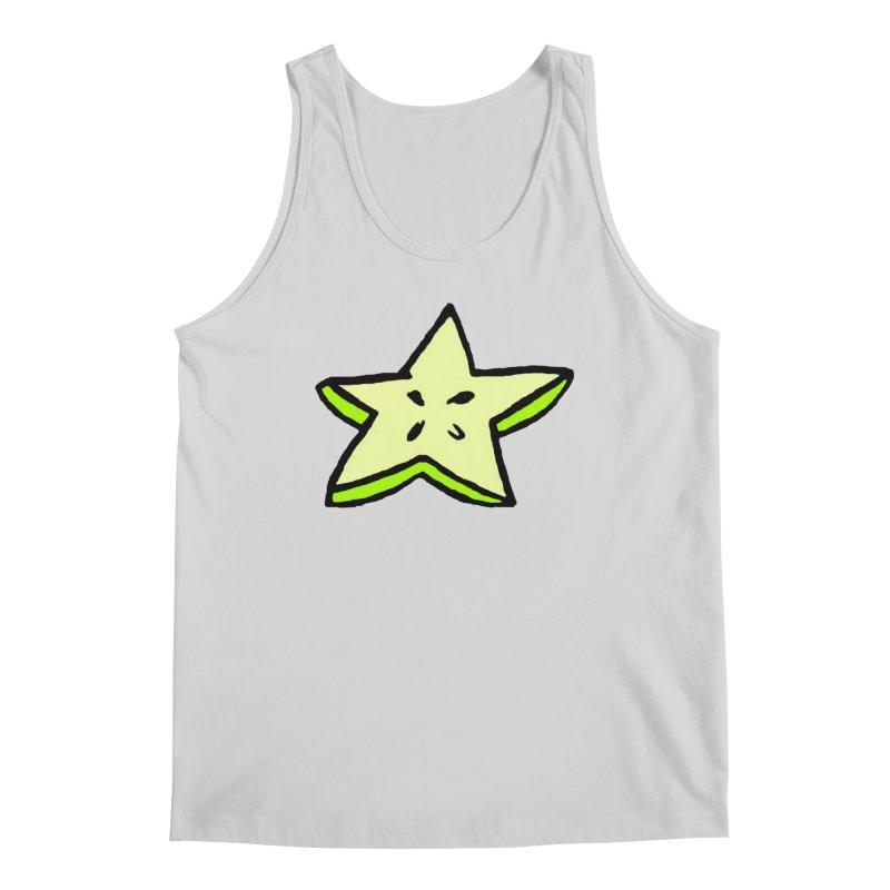 StarFroot Logo Full Color Men's Regular Tank by Strange Froots Merch